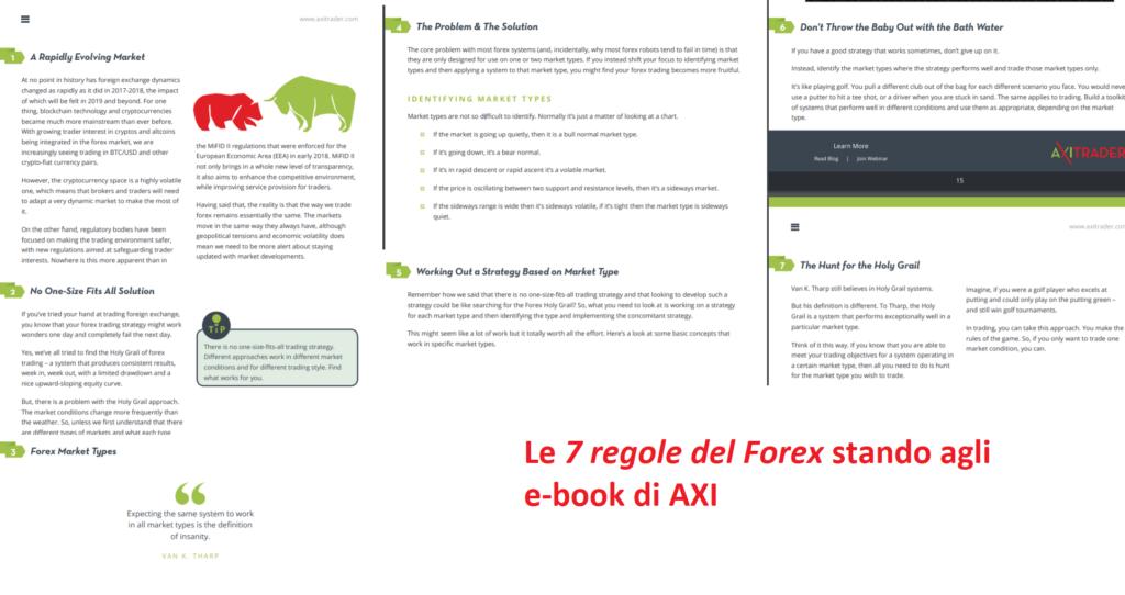 La formazione in e-book di AXI